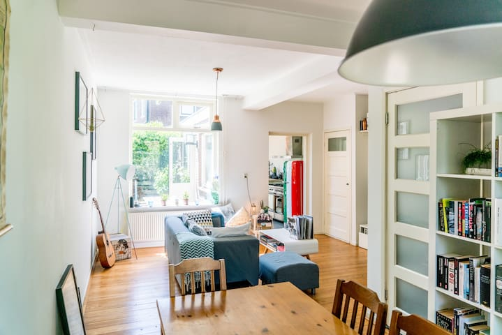 Spacious house with a lot of character next to uni