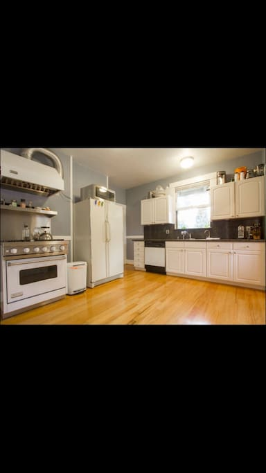 Updated kitchen/w all stainless appliances(not shown)