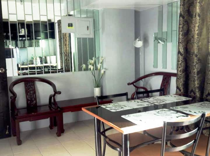 1BR Condo for Rent at Las Pinas Near Airport