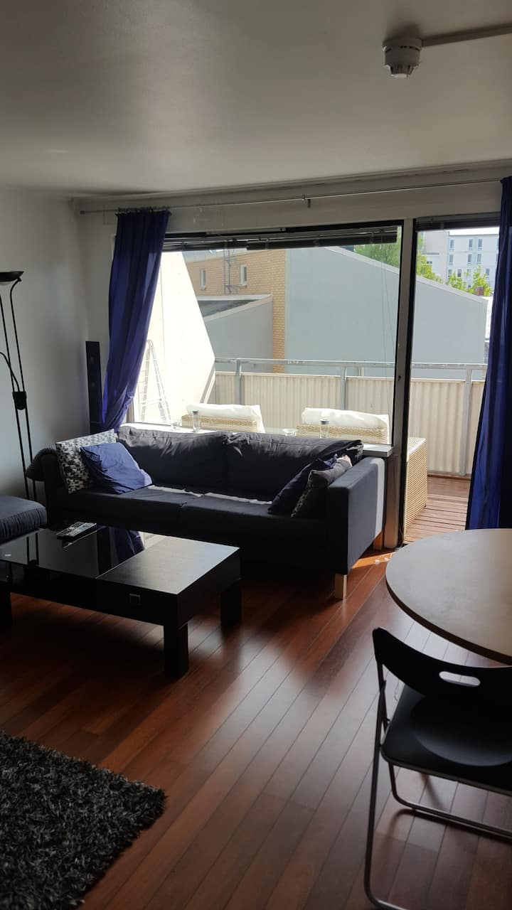 Nice apartment near city centre, old town and NTNU