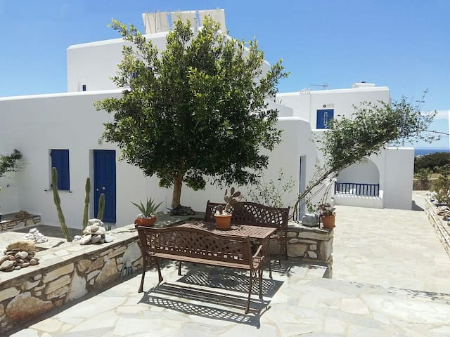 New listing! Dryades Paros Room for 2 people - Drios
