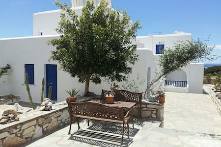 New listing! Dryades Paros Room for 2 people - Drios - Casa