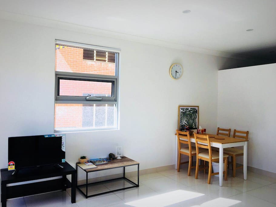 61 Square Meter huge apartment