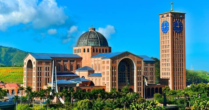 Casa ideal em Aparecida próximo a Basílica!