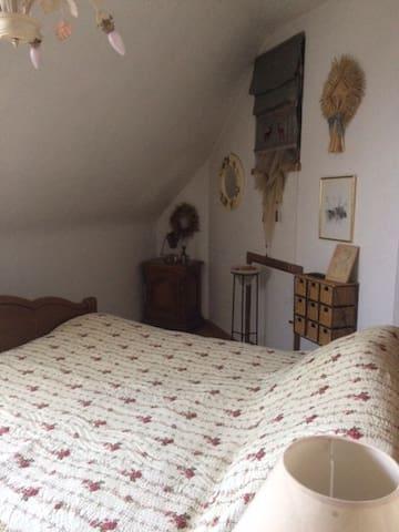 Chambre privée pour voyageur en solo - Saint-Amand-les-Eaux - Guesthouse