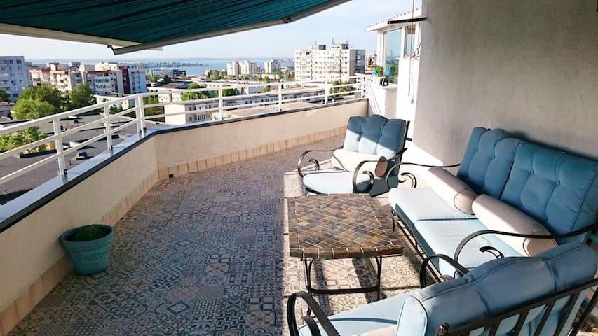 Boem Apartment - Constanța - Apartamento