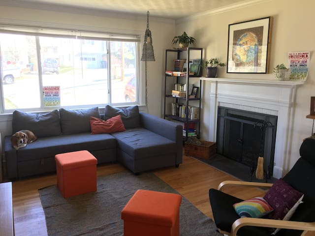 2 BR in Beautiful Belmont - Close to Downtown - Charlottesville - Casa
