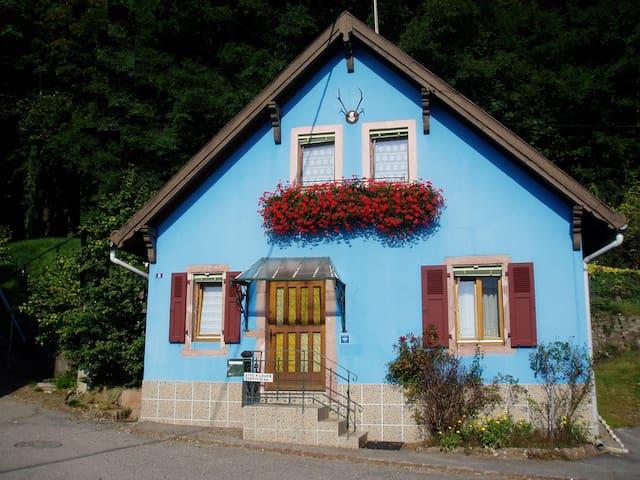"""Maison pour 5 personnes """"Les Coulemelles"""" - Jungholtz - Casa"""