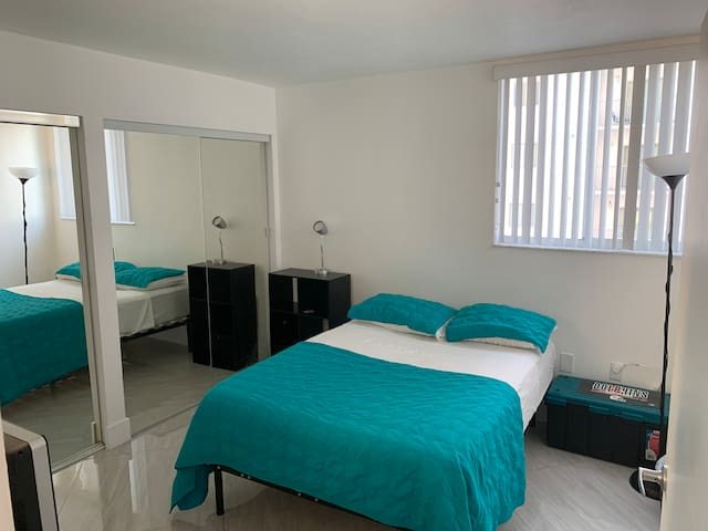 Room in the Heart of Miami