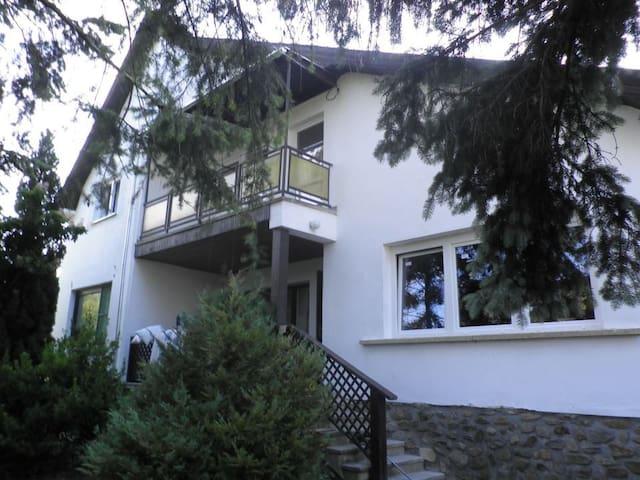 Parthenocissus House Apartman 1