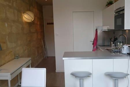 F2 dans la rue des restaurants - Bordeaux - Apartment