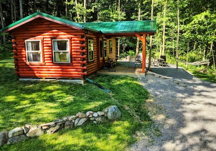 The Cabin at Maple View - (We are Open!)