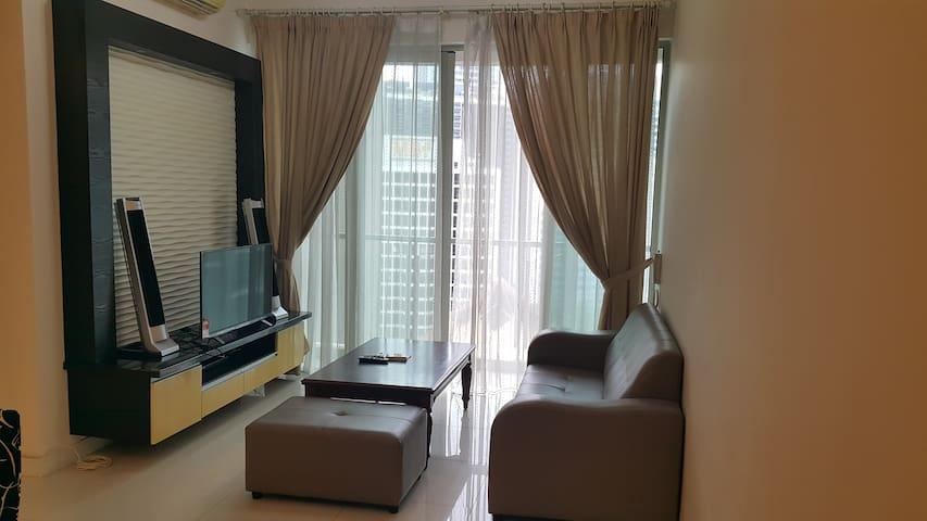Marc Residence KLCC - Kuala Lumpur - Servicelägenhet