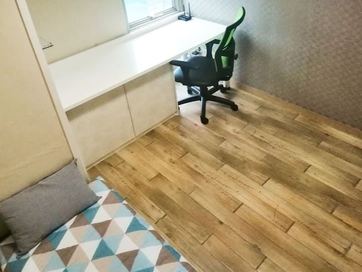 Student room Sinchon (with shared bathroom)
