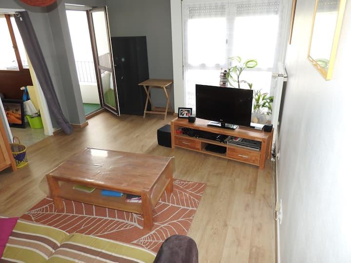 Appartement 40 m2 situé cœur de Doutre