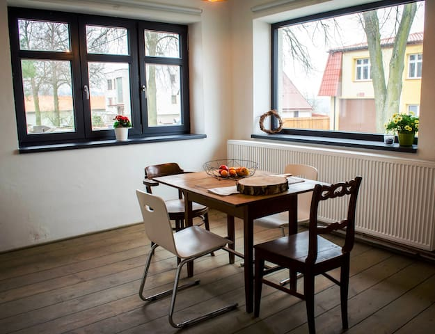 Pankrac Two room spacious village appartment for 5