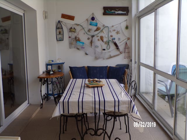 Appartement au centre de la presqu'île