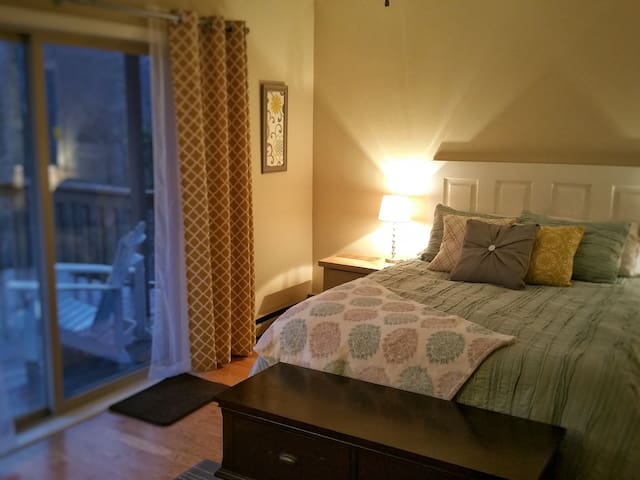 2 Room Master Near Blue Ridge Pkwy - Blowing Rock