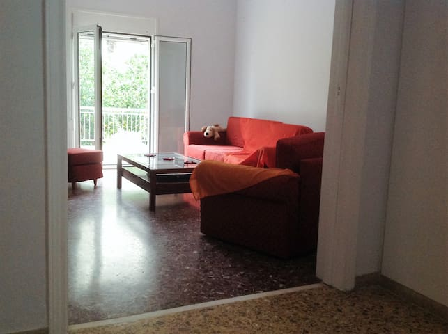 Wonderful home with garden - Chalkida - Apartamento