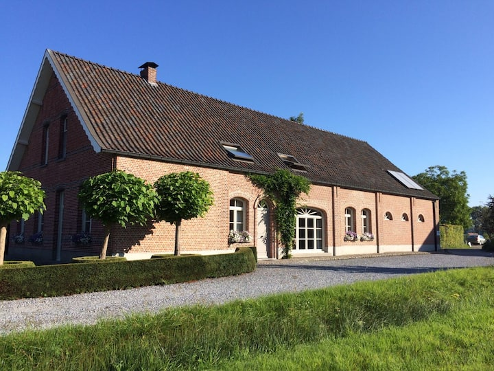 Cosy rooms in beautiful farm