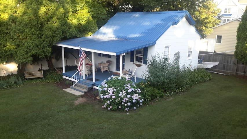 B Street Cottage