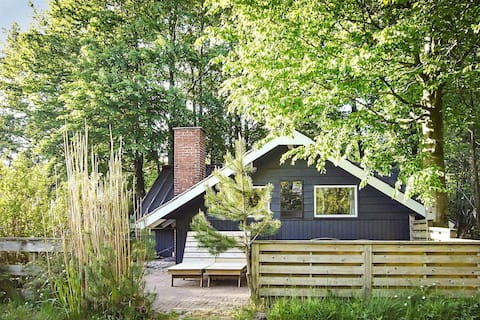 Idyllic Holiday Home in Arrild with Barbecue