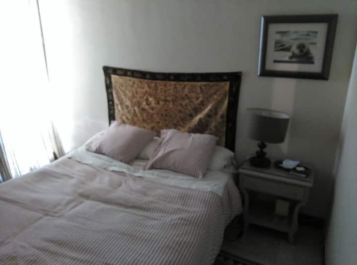Habitacion individual cama doble
