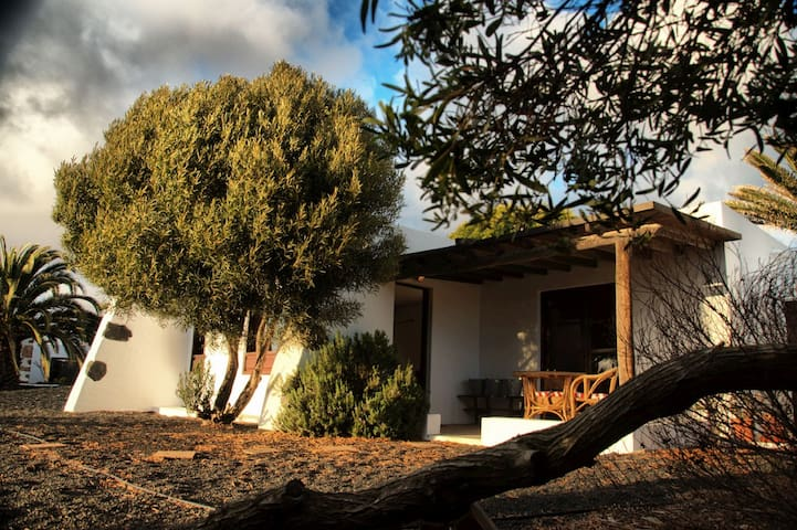 Los Divisos, small cottage in Villa de Teguise - Teguise - Appartement