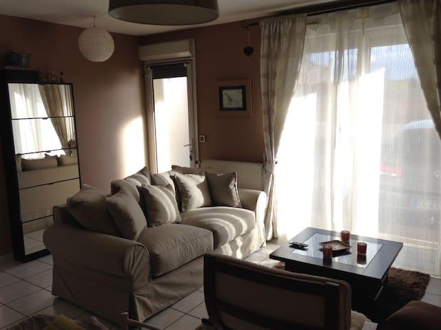Appartement calme proche TGV-Aeroport RER B et C - Chilly-Mazarin - Apartament