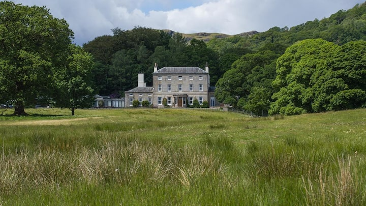 Brathay Hall En-suite bedroom stays, Ambleside