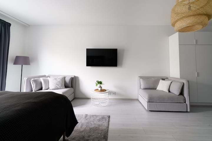 Modern 37m² Apartment in the Centrum Of Oulu!