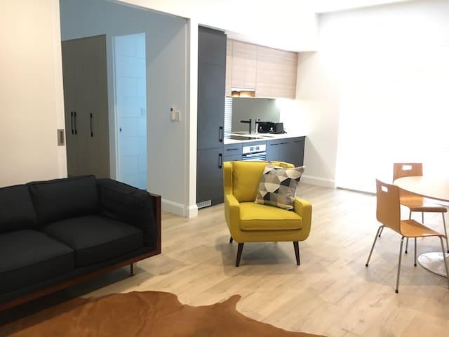 Bank Teller 1 bedroom Apartment
