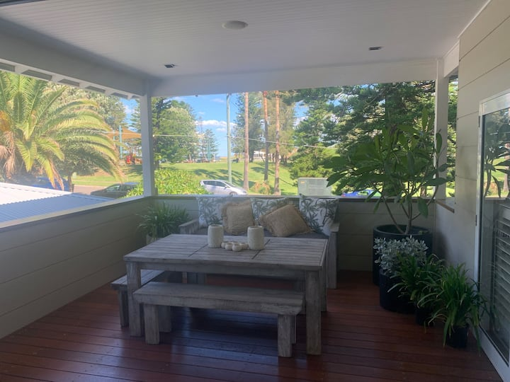 Mona Vale Beach House Beauty