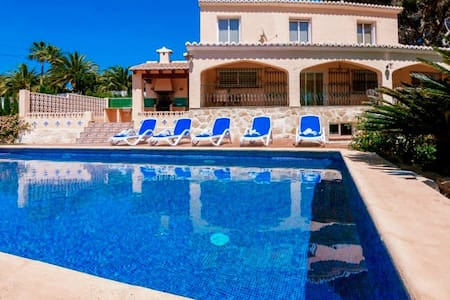 Villa Pla Del Mar in Moraira - Teulada - Haus
