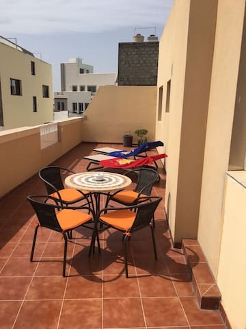 Penthouse Tres Papas in the center of Arrecife - Arrecife - Condominium