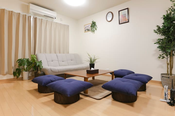 Vacation Rental House(80㎡)   central in Kyoto