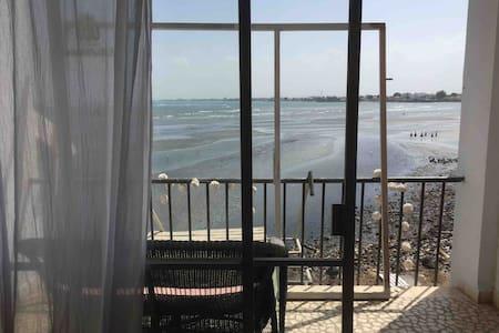 Charmant appartement vue sur mer