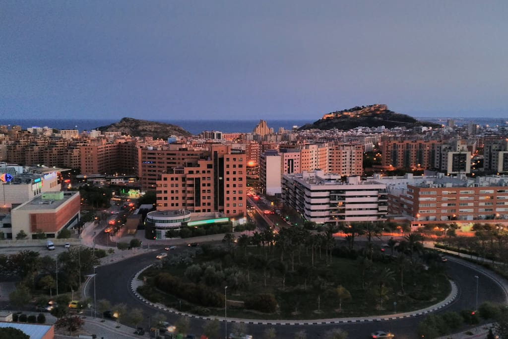 Vistas desde la Terraza - Views from the terrace