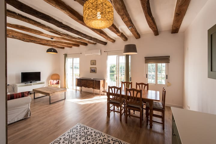 river ebro apartments forest