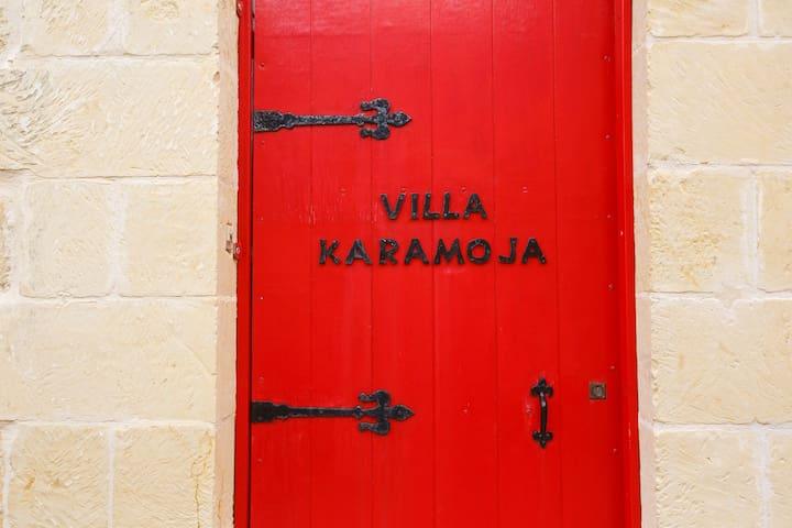 Villa Karamoja - Xaghra - Huis