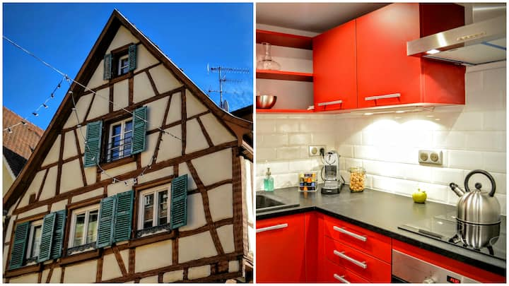 OperAlsace: historic charm with A/C