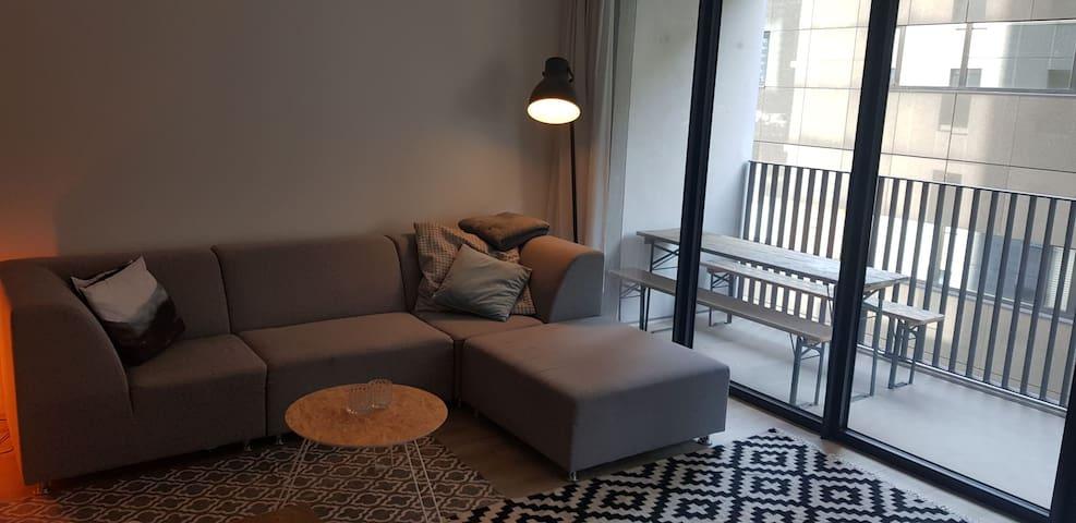 Nieuw appartement in midden centrum Rotterdam