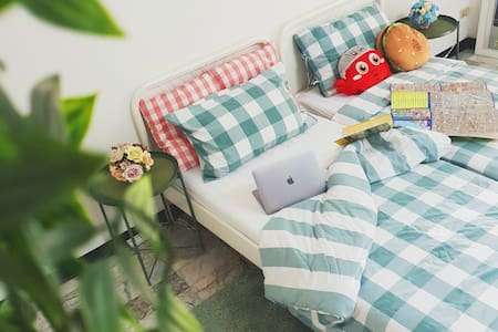 20% off Long Stay, Balcony, Quiet-Comfy WFH for 2