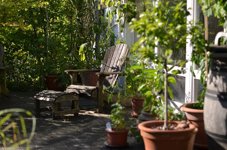Villa Flora am Rheinsteig, ideal zum Wandern