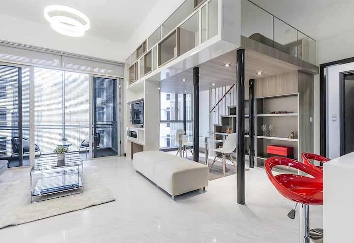 Luxury 2 bdrm Loft style: Singapore
