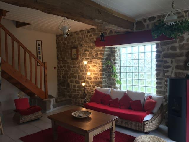 Spacieux et lumineux gîte❤️ Baie du Mont St-Michel