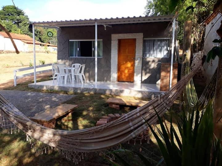 Chalé Vale Verde / com cozinha
