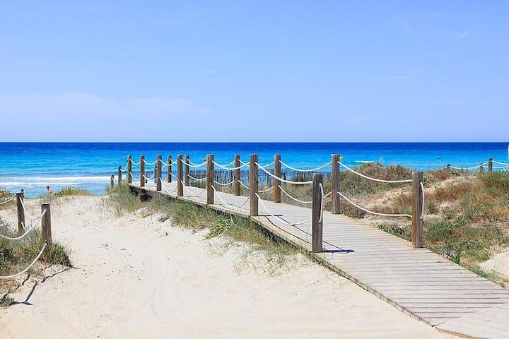 Encantadora casita para dos en Menorca