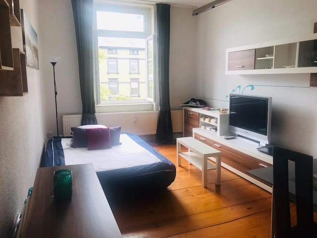 Comfy room to rent in the city center