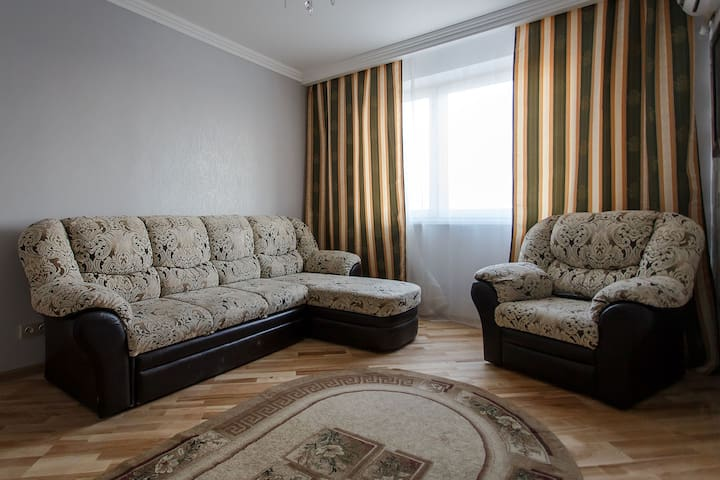 Apartment in the west of Moscow